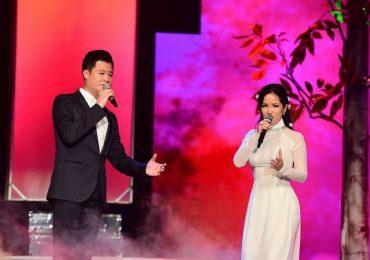 Hồng Nhung và Quang Dũng song ca đầy tình tứ trong đêm nhạc Trịnh