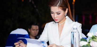 Á hậu Diễm Trang: 'Mình cứ dịu dàng mãi, khán giả sẽ thấy nhàm'