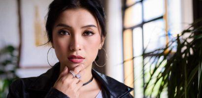 Tiêu Châu Như Quỳnh: 'Đời rớt đáy lúc bạn trai bỏ'