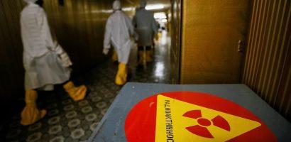 Nhà máy Chernobyl 32 năm sau thảm họa hạt nhân ám ảnh thế giới