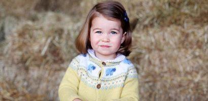 10 lý do khiến Công chúa Charlotte được yêu mến nhất thế giới
