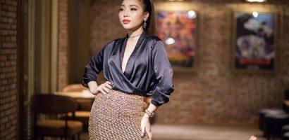 Hoa hậu Linh Huỳnh dành lời khen ngợi cho siêu phẩm của The Rock