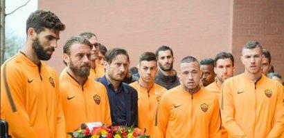'Xông đất' Anfield, Roma sẵn sàng tử chiến với Liverpool