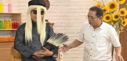 Tám công sở: Trung Dân 'bóc mẽ' Minh Trọng vì làm thầy bói 'dỏm'