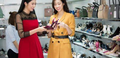 Hương Giang, Đỗ Mỹ Linh, Ngọc Hân đổ xô đi mua 'giày chống ế'