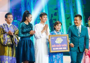 Cặp đôi hài hước: Sơn Ca – Bảo Chu giành trọn 4 điểm 10 tuyệt đối từ giám khảo