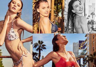 Chương trình Next Top Model gây sốc khi cho thí sinh tắm giữa đường