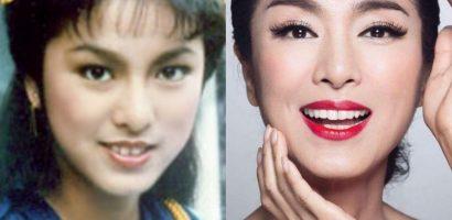 Mễ Tuyết: Ảnh hậu TVB, 60 tuổi vẫn còn xuân!