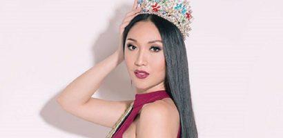 Nhan sắc thật của đương kim Hoa hậu Trái đất 2017