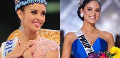 Hoa hậu Thế giới 2013 và Hoa hậu Hoàn vũ 2015 sẽ đến Việt Nam vào ngày 14/4