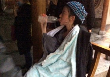 Lưu Diệc Phi kiệt sức vì những cảnh quay không nhờ người đóng thế