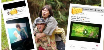 Phim mới của Lý Hải vừa ra mắt đã bị gặp nạn quay lén