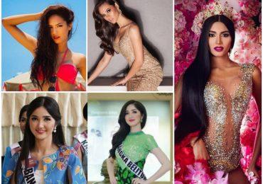 Những đối thủ nặng ký của H'Hen Niê tại Miss Universe 2018