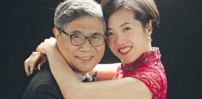 Nghệ sĩ Hong Kong 77 tuổi cưới vợ trẻ nhờ Facebook