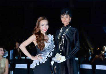 Á hậu 2 – Ms Universe Business 2018 rạng rỡ hội ngộ dàn sao Việt