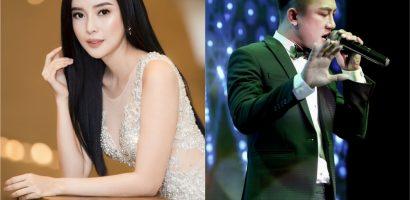 Cao Thái Hà diện váy xuyên thấu, lần đầu gặp gỡ Châu Khải Phong tại sự kiện