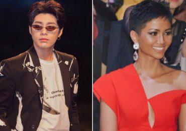 Noo Phước Thịnh 'cực ngầu', H'hen Niê nổi bật tại sự kiện thời trang