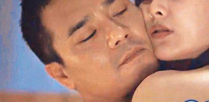 Loạt cảnh khoe thân táo bạo trong phim TVB