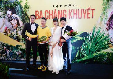 Dàn sao Việt hội tụ tại buổi ra mắt phim mới của Lý Hải – Minh Hà