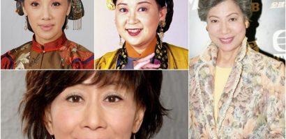Thời xuân sắc của các diễn viên đóng vai mẹ, bà trên TVB
