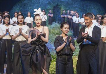 Kỳ Duyên làm vedette, trình diễn thời trang Xuân – Hè 2018