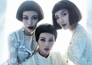 Hoa hậu Hoàn vũ H'Hen Niê sắc lạnh khi chụp ảnh thời trang