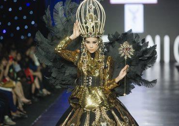 Nam Anh đội vương miện, hoá nữ hoàng lộng lẫy trên sàn catwalk