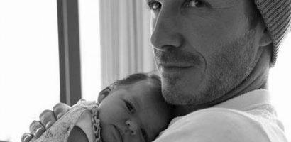 Harper Beckham: Công chúa nhỏ trong lòng bố nay đã lớn