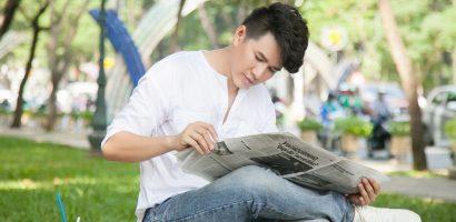 MC Vũ Mạnh Cường nói lời yêu Sài Gòn qua những bức hình