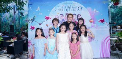 Không cần tài trợ, Nguyễn Văn Chung vẫn làm liveshow miễn phí cho thiếu nhi