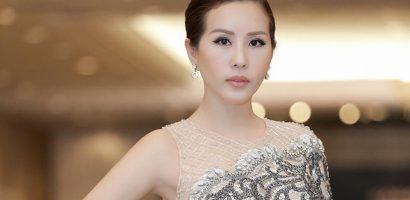 Dẫu 3 con, Hoa hậu Thu Hoài vẫn trẻ trung và quyến rũ 'hết nấc'