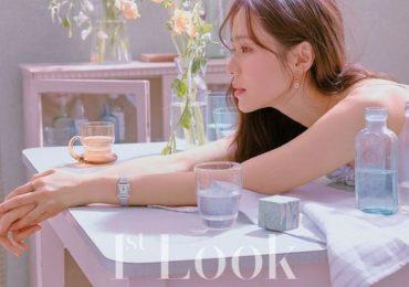 Son Ye Jin xinh đẹp như nữ thần bất chấp độ tuổi U40
