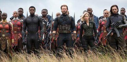 'Avengers: Infinity War' đạt 100 tỷ nhanh nhất Việt Nam sau 5 ngày