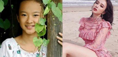 'Mỹ nhân nhí' Việt: Người lột xác ngoại hình, người sớm ở ẩn