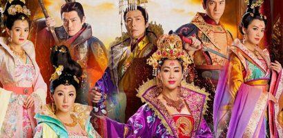 Chiều lòng Trung Quốc, TVB đổi màu phim cho 'Thâm cung kế' nhưng vẫn không được chiếu ở Đại Lục