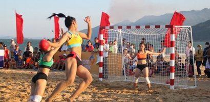 Hà Nội và TP.HCM vô địch giải bóng ném bãi biển toàn quốc năm 2018