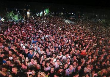 Hơn 25 ngàn khán giả Thủ đô 'bùng nổ' cùng đại nhạc hội IMC 2018