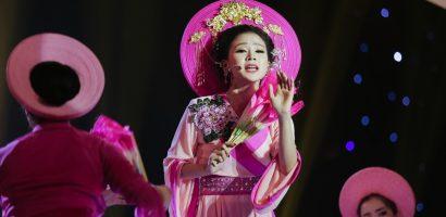 Thiên Hương gặp sự cố trước giờ lên sân khấu 'Duyên dáng Bolero 2018'