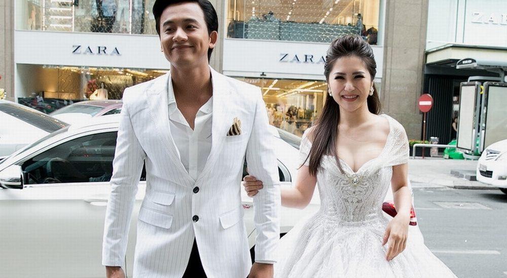 Mai Tài Phến và Hương Tràm lại tình tứ sau khi xác nhận chia tay