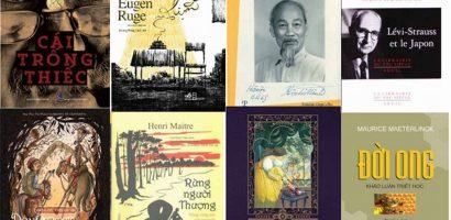 'Tiệc' sách châu Âu tại Việt Nam