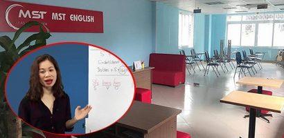 Giải thể MST English, phạt cô giáo chửi học viên 'óc lợn' 5 triệu đồng