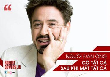 Robert Downey Jr. – từ kẻ nghiện đến tài tử tỷ đô của Hollywood