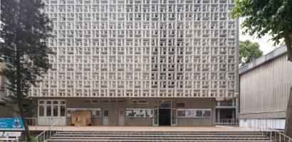 Khám phá kiến trúc độc đáo của trường Đại học Y dược Tp.HCM