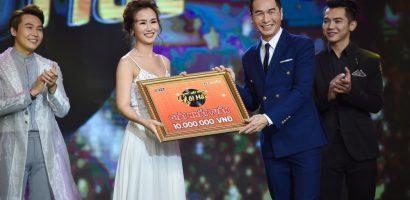 Hãy nghe tôi hát: Được ca sĩ Nguyễn Hưng tán thưởng, Võ Hạ Trâm về nhất tuần 10