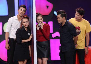 Vợ chồng Võ Thanh Hòa – Mai Bảo Ngọc gây náo loạn gameshow 'Hàng xóm lắm chiêu'
