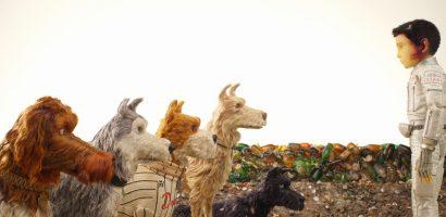 Wes Anderson trở lại với 'Đảo của những chú chó' vào tết thiếu nhi