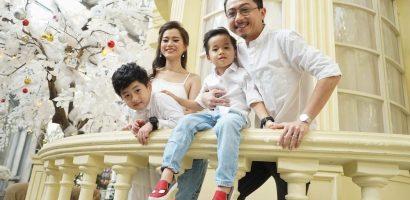Ngưỡng mộ tổ ấm hạnh phúc của vợ chồng Lâm Vỹ Dạ – Hứa Minh Đạt