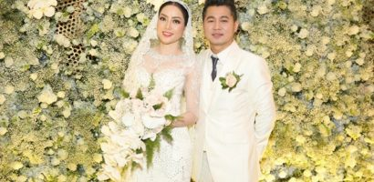 Đông đảo sao Việt tham dự và chúc phúc trong hôn lễ của ca sĩ Lâm Vũ