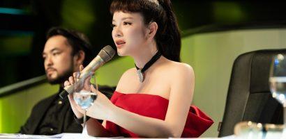 Lý Nhã Kỳ nổi bật trên 'ghế nóng' gameshow dành cho các ảo thuật gia