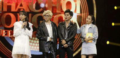 Vicky Nhung, Thanh Sang nhận 'cơn mưa' lời khen từ giám khảo